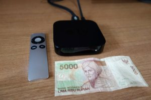 Ukuran Size Apple TV