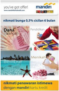 Mandiri Bank Newsletter